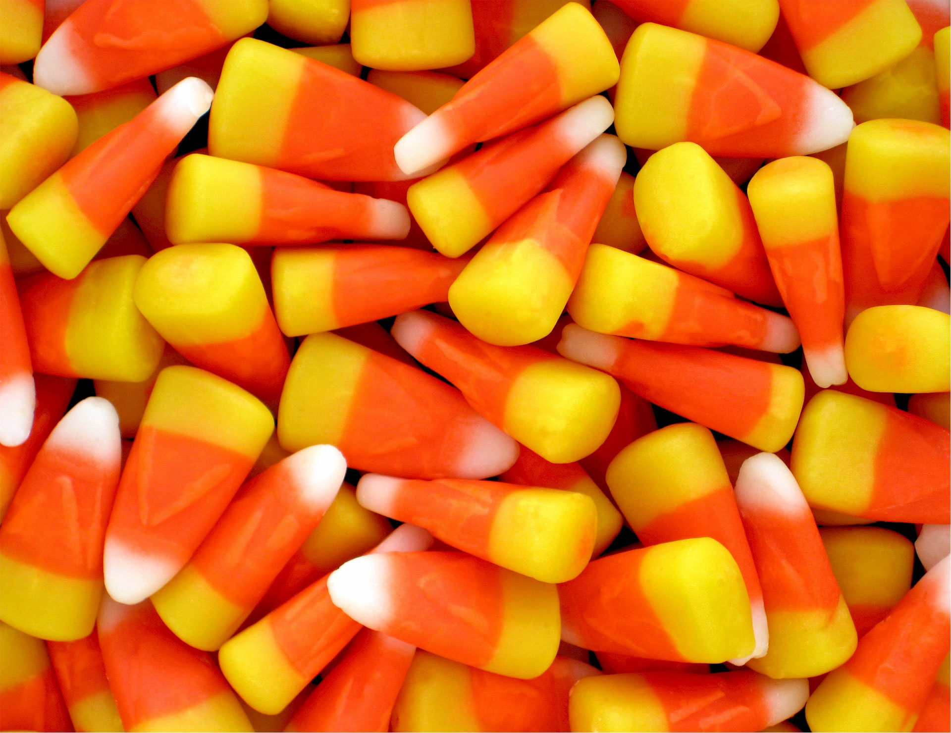 Healthier Version Of Candy Corn