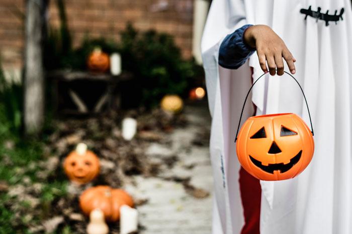 Halloween Candy Healthfood Alternative
